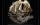 Squelette de blaireau-métal lettres pompes funèbres-acrylique-papier et encre-