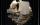 Squelette de blaireau-métal lettres pompes funèbres-acrylique-